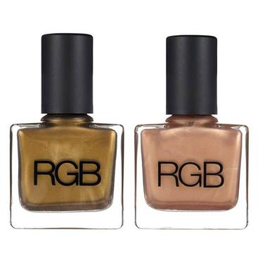 Reece Hudson for RGB Gift Set: Green Gold & Rose Gold