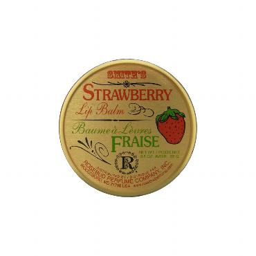 Strawberry Lip Balm | Rosebud Salve | b-glowing