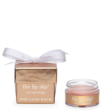 The Lip Slip | Sara Happ | b-glowing