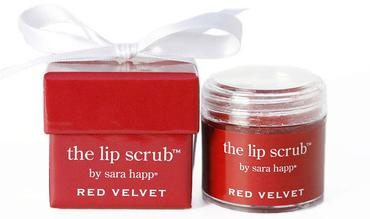 Red Velvet Lip Scrub