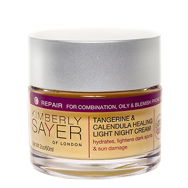 Tangerine & Calendula Healing Night Cream