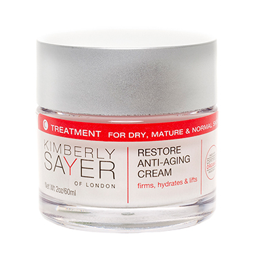 Restore Anti-Aging Cream | Kimberly Sayer of London | b-glowing