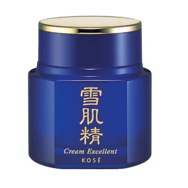 Cream Excellent | Kose Sekkisei | b-glowing