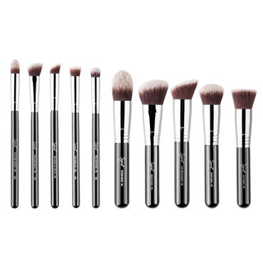 Sigmax Essential Kit 10 Brushes | Sigma Beauty | b-glowing