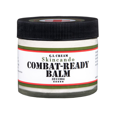 Combat Ready Skin Balm - 2 oz | Skincando | b-glowing