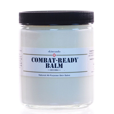 Combat Ready Skin Balm - 8 oz | Skincando | b-glowing