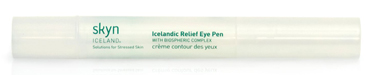 Icelandic Relief Eye Pen with Biospheric Complex