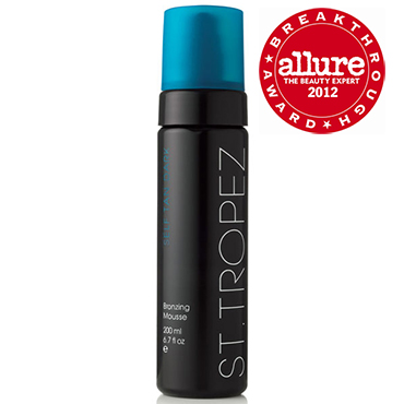 Self Tan Dark Bronzing Mousse | St. Tropez | b-glowing