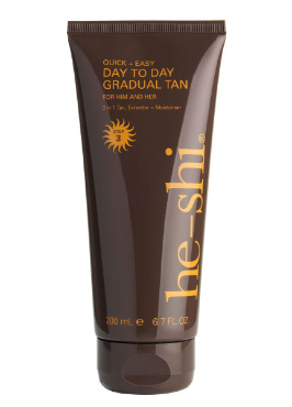 Day to Day Gradual Tan | He-Shi | b-glowing