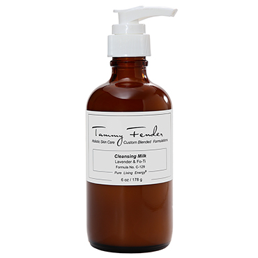 Cleansing Milk - Lavender & Fo-Ti | Tammy Fender | b-glowing
