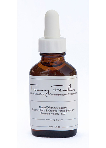 Beautifying Hair Serum | Tammy Fender | b-glowing