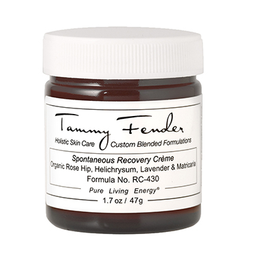 Spontaneous Recovery Crème | Tammy Fender | b-glowing