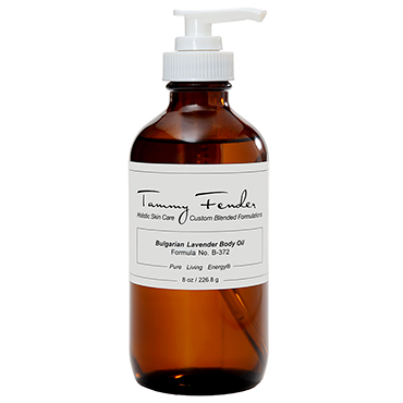 Bulgarian Lavender Body Oil | Tammy Fender | b-glowing