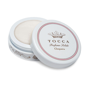Cleopatra Solid Perfume | TOCCA | b-glowing