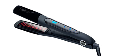 RED Infrared Glass Flat Iron