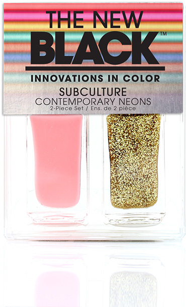 Miami Vice - Subculture 2-Piece Nail Polish Set