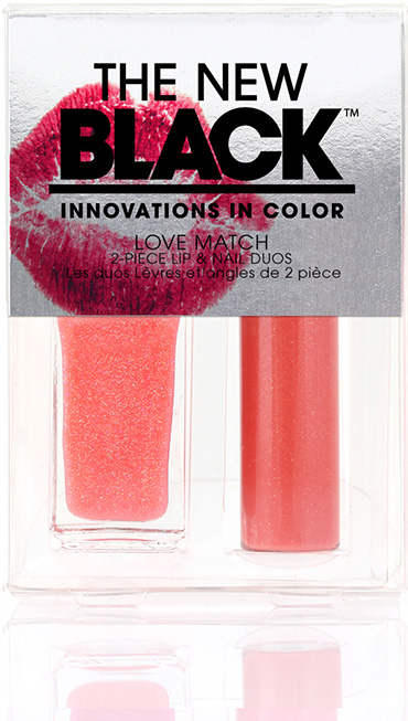 Coral Isle - Love Match Lip & Nail Duo