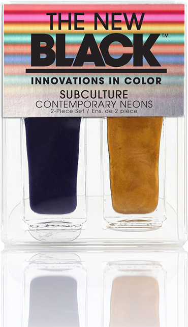 Metropolis - Subculture 2-Piece Nail Polish Set
