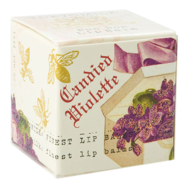 Candied Violette - Bon Bon Lip Balm