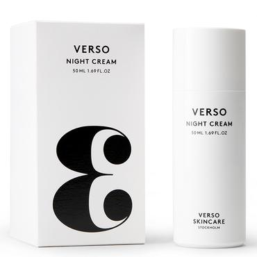 Verso Night Cream | Verso | b-glowing