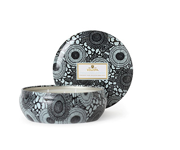 Japonica French Cade & Lavender 3 Wick Candle Tin