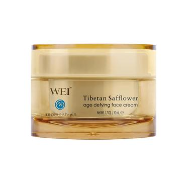 Tibetan Safflower Age Defying Face Cream | WEI | b-glowing