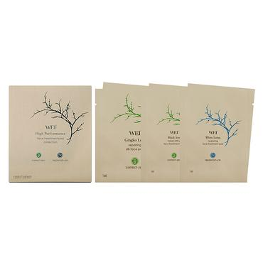 High Performance Face Treatment Pad Collection | WEI | b-glowing