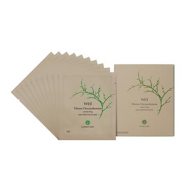 Tibetan Chrysanthemum Correcting Eye Treatment Pads | WEI | b-glowing