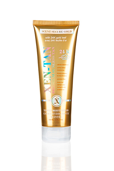 Scent Secure Gold | Xen Tan | b-glowing