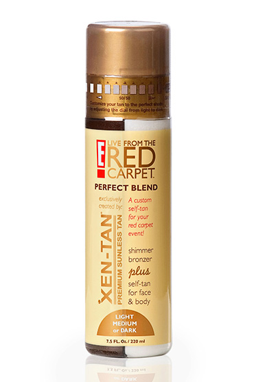 E! LIVE from the Red Carpet Perfect Blend | Xen Tan | b-glowing