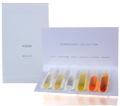 Evanescent - Luxury Elements Gift Sampler | Yosh | b-glowing