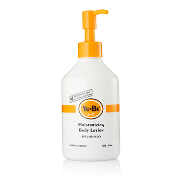 Moisturizing Body Lotion | Yu-Be | b-glowing