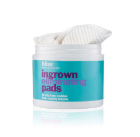 Ingrown Eliminator Pads | bliss | b-glowing