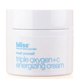 Triple Oxygen +C Energizing Cream