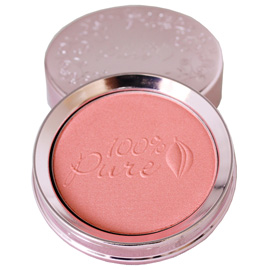 Fruit Pigmented Powder Blush | 100% Pure | b-glowing