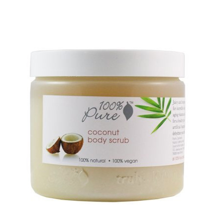 Coconut Body Scrub | 100% Pure | b-glowing
