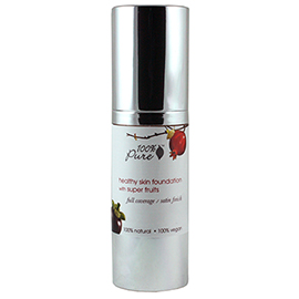 Healthy Skin Foundation With Super Fruits - SPF 20