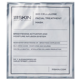 Bio Cellulose Facial Treatment Mask | 111SKIN | b-glowing