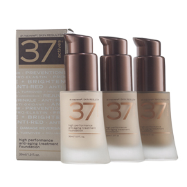 High Performance Anti-Aging Treatment Foundation | 37 Actives | b-glowing