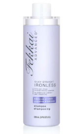 Ironless Silky Straight Shampoo