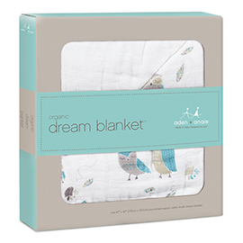 Organic Dream Blanket - Wise Guys