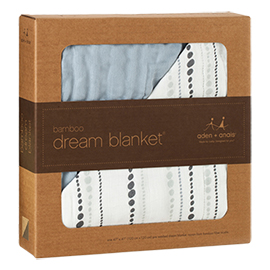 Bamboo Dream Blanket - Moonlight Beads