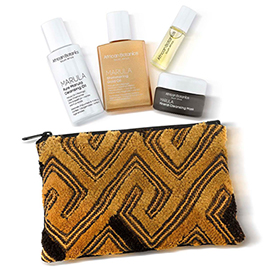 African Wanderlust Travel + Gift Set | African Botanics | b-glowing
