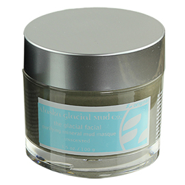 Glacial Facial Purifying Mineral Mud Masque - Unscented