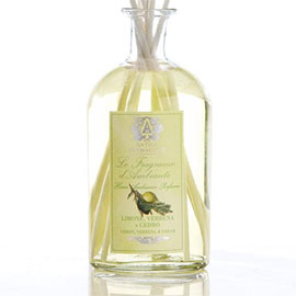 Lemon, Verbena & Cedar Home Ambiance Fragrance | Antica Farmacista | b-glowing