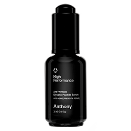 High Performance Anti-Wrinkle Glycolic Peptide Serum | Anthony | b-glowing