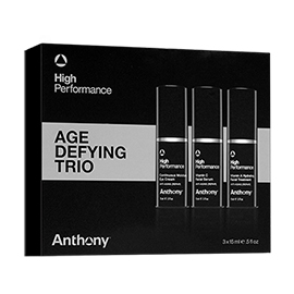 High Performance Age-Defying Trio Kit | Anthony | b-glowing