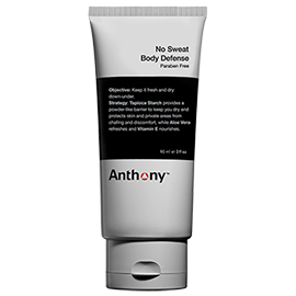 No Sweat Body Defense | Anthony | b-glowing