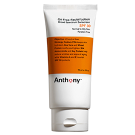 Anthony Oil Free Facial Lotion SPF 30 | Anthony | b-glowing