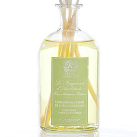 Coriander, Lotus & Cucumber Home Ambiance Fragrance | Antica Farmacista | b-glowing